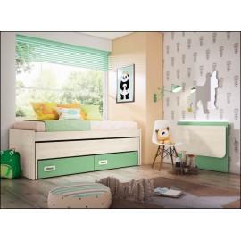 Dormitorio juvenil JUNIOR COMPOSICIÓN-11