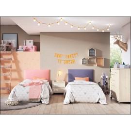 Dormitorio juvenil JUNIOR COMPOSICIÓN-22