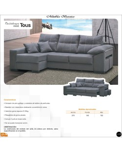 Chaiselongue cama ref-04