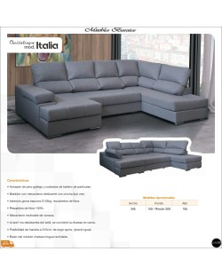 Chaiselongue cama ref-05