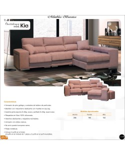 Chaiselongue liquidacion ref-35
