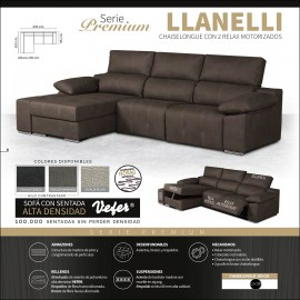 Sofa chaiselongue alta gama 295 cms ref-02