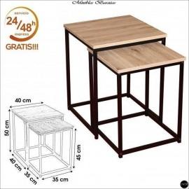Muebles estilo industrial ref-04