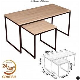 Muebles estilo industrial ref-10