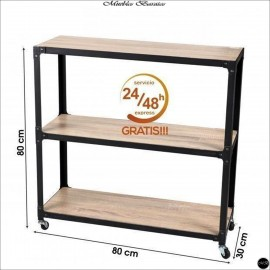 Muebles estilo industrial ref-13