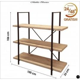 Muebles estilo industrial ref-15