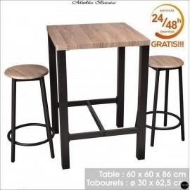 Muebles estilo industrial ref-21