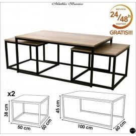 Muebles estilo industrial ref-25
