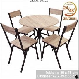 Muebles estilo industrial ref-43