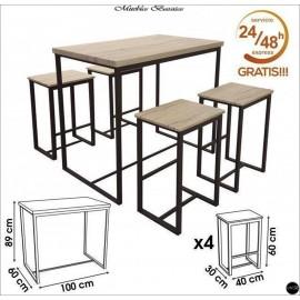 Muebles estilo industrial ref-44