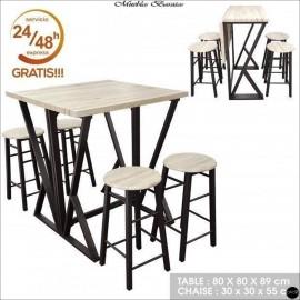 Muebles estilo industrial ref-45