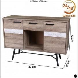 Muebles estilo industrial ref-47