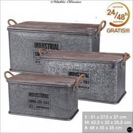 Muebles estilo industrial ref-54