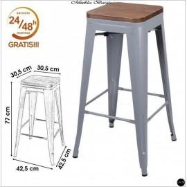 Muebles estilo industrial ref-56 x4 uds
