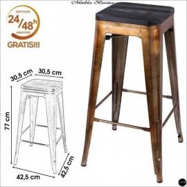 Muebles estilo industrial ref-59 x4 uds