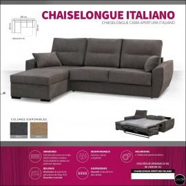 Sofa chaiselongue cama 280 cms ref-02