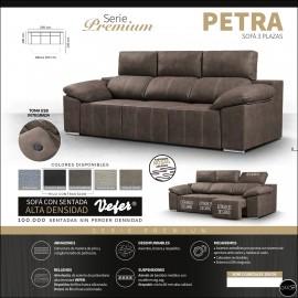 Sofas cama alta gama 250 cms ref-18