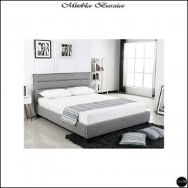 Mueble Cama con cabecero y somier ref-01