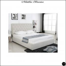 Mueble Cama con cabecero y somier ref-02