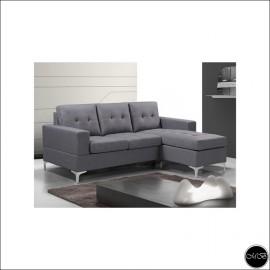 Sofa con chaise longue 200 cms ref-01