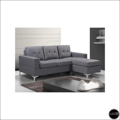 Sofa chaise longue 200 cms ref-01