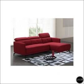 Sofa con chaise longue 220 cms ref-03