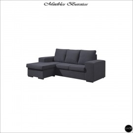 Sofa con chaise longue 230 cms ref-10