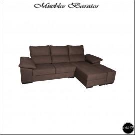 Sofa con chaise longue 257 cms ref-13