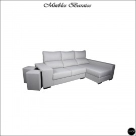 Sofa chaise longue 255 cms ref-16
