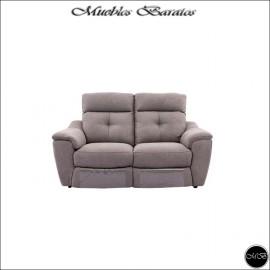 Sofa Relax Dos Plazas Electrico ref-01