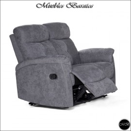 Sofa Relax Dos Plazas ref-05