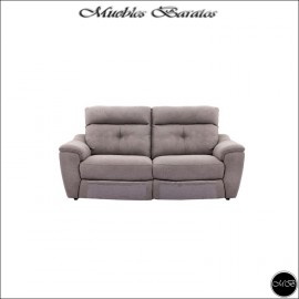 Sofa Relax Tres Plazas Electrico ref-01