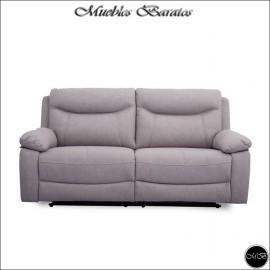 Sofa Relax Tres Plazas Electrico ref-19