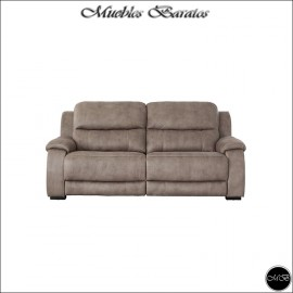 Sofa Relax Tres Plazas Electrico ref-25