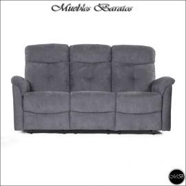Sofa Relax Tres Plazas ref-04