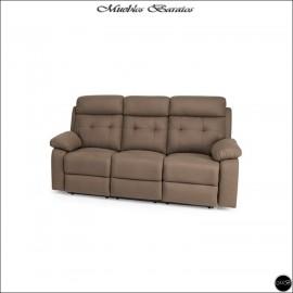 Sofa Relax Tres Plazas ref-38