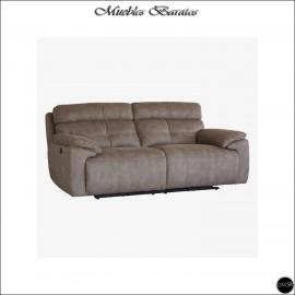 Sofa Relax Tres Plazas Electrico ref-39