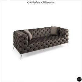 Sofa Unico Chester tres plazas ref-02