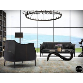 Sofas y sillones de recepcion ref-36