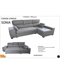 Chaiselongue cama ref-10