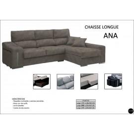 Chaiselongue liquidacion 235, 260 y 290 cms ref-50