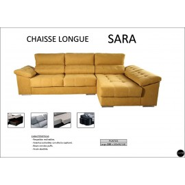 Chaiselongue liquidacion 285 cms ref-55