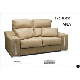 Sofas liquidacion 2 y 3 plazas ref-21