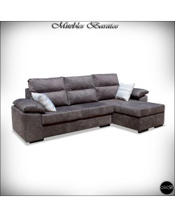 Sofas chaise longue ref-107