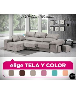 Sofas chaise longue ref-81