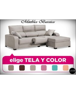 Sofas chaise longue ref-86