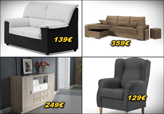 chaise longue extensibles y reclinables