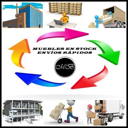 muebles en liquidacion y stock