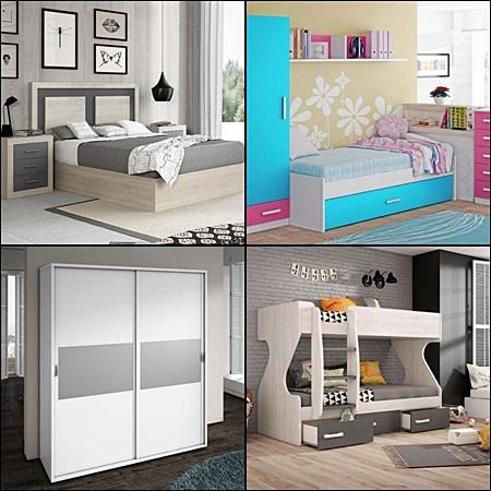 Muebles baratos muebles online for Armarios baratos montaje incluido