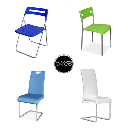 Sillas modernas baratas sillas de comedor oferta for Sillas para salon baratas